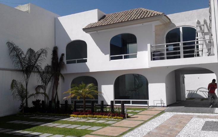 Foto de casa en venta en  , amanecer, puebla, puebla, 1297347 No. 01