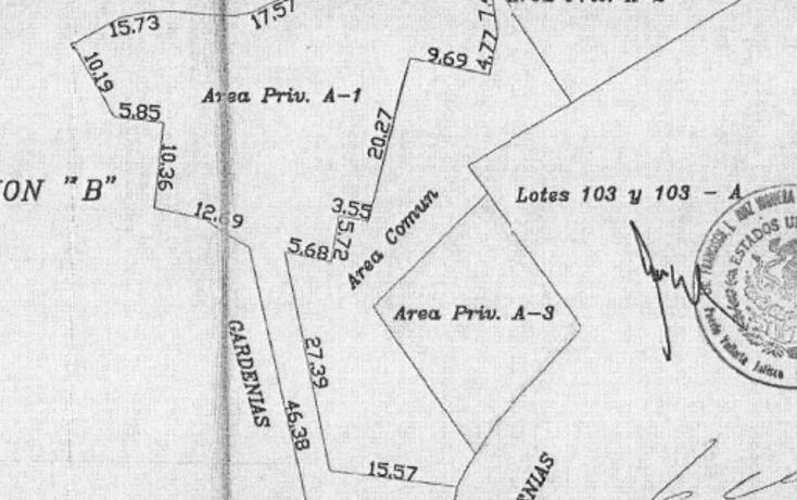 Foto de terreno habitacional en venta en  , amapas, puerto vallarta, jalisco, 1257847 No. 02