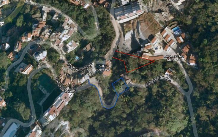 Foto de terreno habitacional en venta en  , amapas, puerto vallarta, jalisco, 2635420 No. 01
