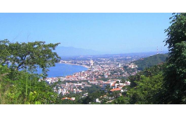 Foto de terreno habitacional en venta en  , amapas, puerto vallarta, jalisco, 640605 No. 01