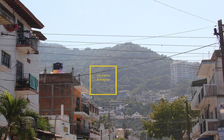 Foto de terreno habitacional en venta en  , amapas, puerto vallarta, jalisco, 640605 No. 04