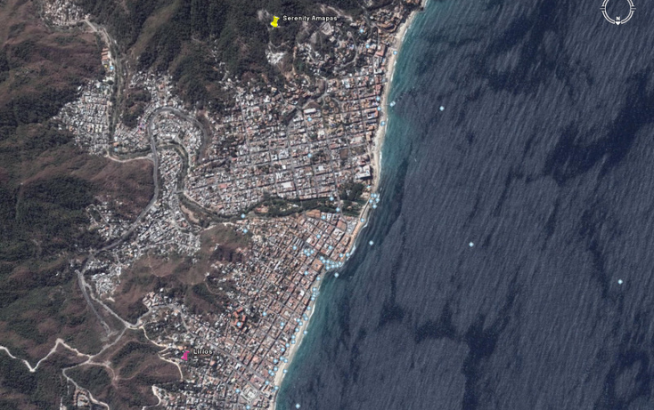 Foto de terreno habitacional en venta en  , amapas, puerto vallarta, jalisco, 640605 No. 05