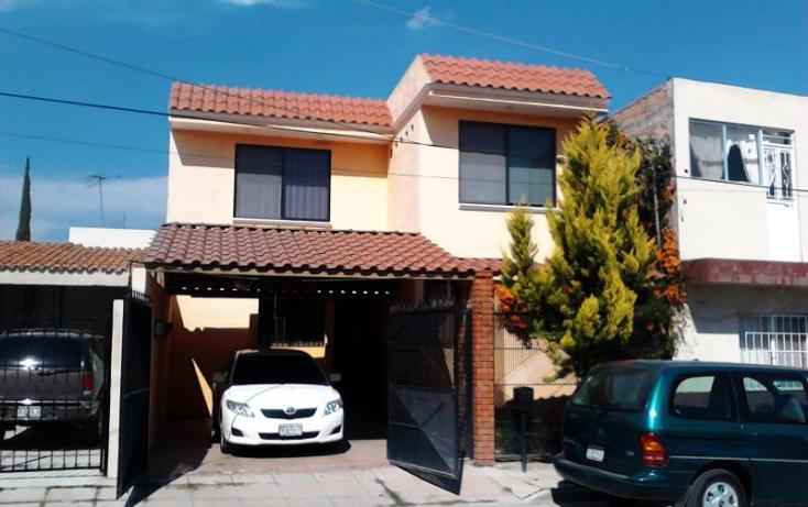 Foto de casa en venta en amapola entre c nueva, av margaritas, las margaritas, jesús maría, aguascalientes, 802115 no 01