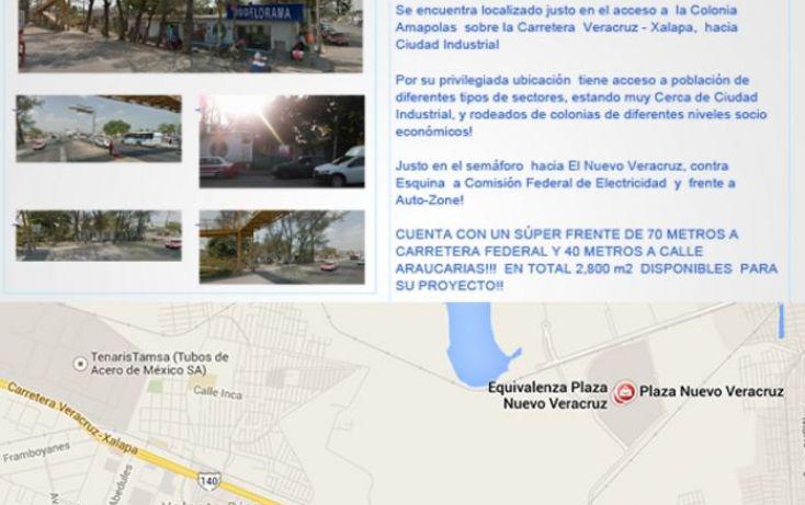 Foto de terreno comercial en venta en, amapolas i, veracruz, veracruz, 1739092 no 08