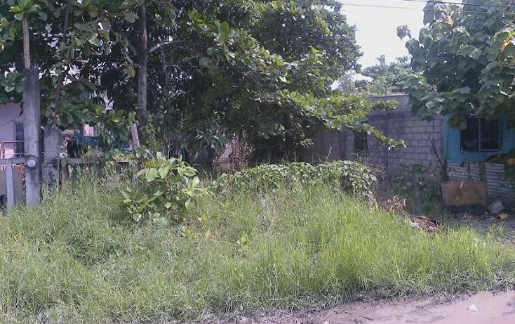 Foto de terreno habitacional en venta en  , amapolas i, veracruz, veracruz de ignacio de la llave, 1127905 No. 01