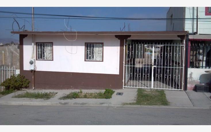 Foto de casa en venta en amarilis 1, el florido iii, tijuana, baja california, 1018423 No. 01