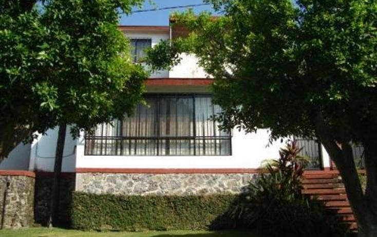 Foto de casa en venta en  , amates de oaxtepec, yautepec, morelos, 1079133 No. 01