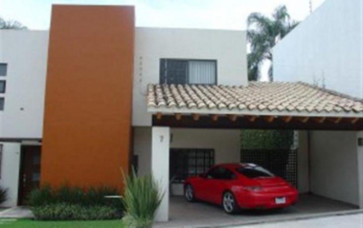 Foto de casa en renta en , amatitlán, cuernavaca, morelos, 1105317 no 01