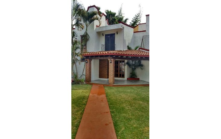 Foto de casa en venta en  , amatitl?n, cuernavaca, morelos, 1638344 No. 01