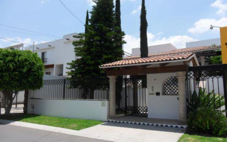 Foto de casa en renta en amazcala 1, acequia blanca, querétaro, querétaro, 1536024 no 01