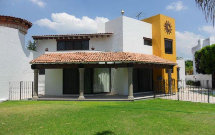 Foto de casa en renta en amazcala 1, acequia blanca, querétaro, querétaro, 1536024 no 33