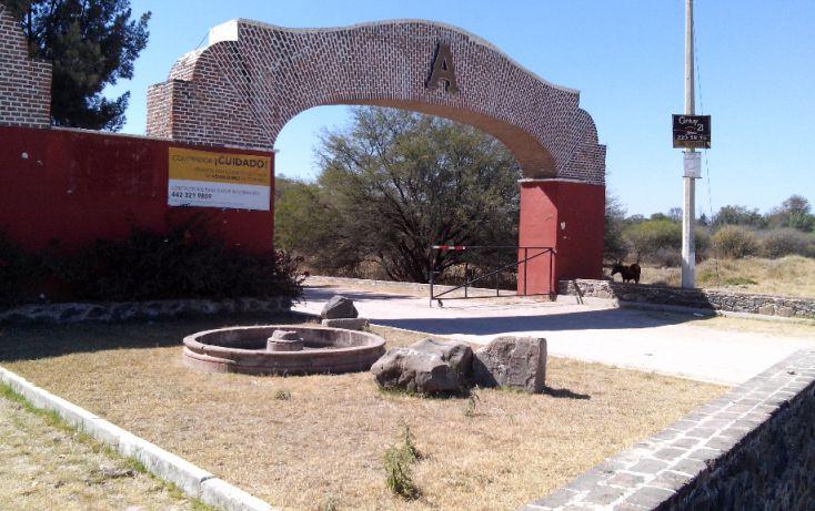 Foto de terreno habitacional en venta en, amazcala, el marqués, querétaro, 1598568 no 01