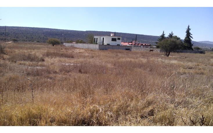 Foto de terreno habitacional en venta en  , amazcala, el marqu?s, quer?taro, 1598568 No. 10