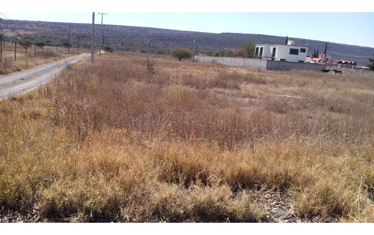Foto de terreno habitacional en venta en  , amazcala, el marqu?s, quer?taro, 1598568 No. 14