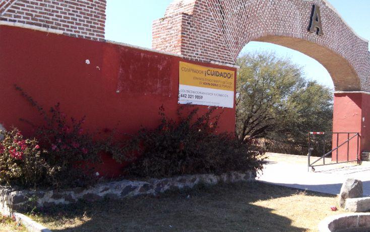 Foto de terreno habitacional en venta en, amazcala, el marqués, querétaro, 1598568 no 21