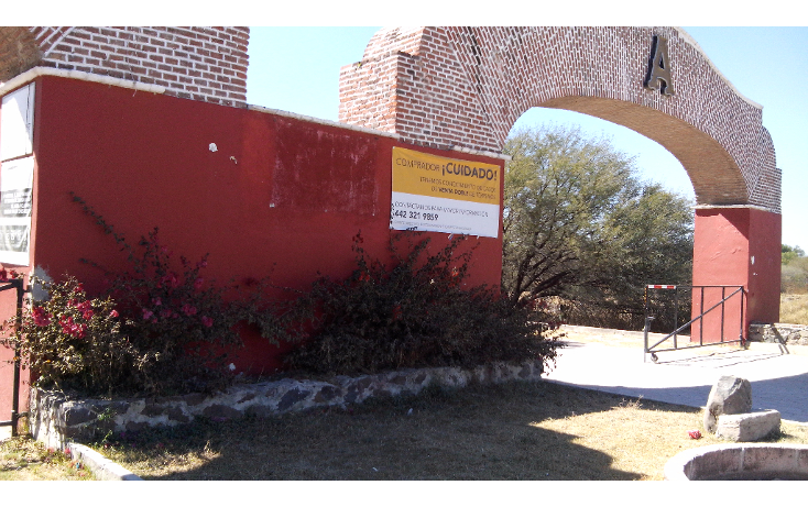 Foto de terreno habitacional en venta en  , amazcala, el marqu?s, quer?taro, 1598568 No. 21