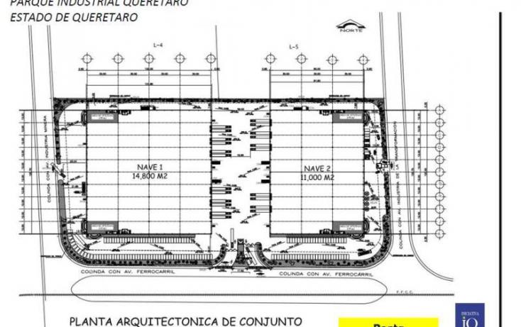 Foto de nave industrial en renta en amd  piq, parque industrial el marqués, el marqués, querétaro, 754145 no 02