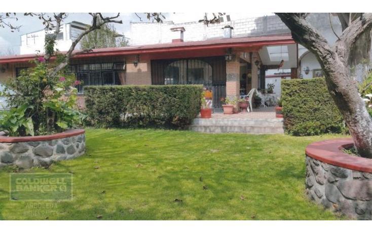 Foto de casa en venta en  60, san juan, amecameca, méxico, 1398531 No. 01