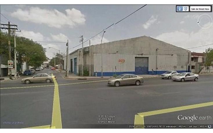 Foto de nave industrial en venta en  , am?rica obrera, guadalupe, nuevo le?n, 1692340 No. 02