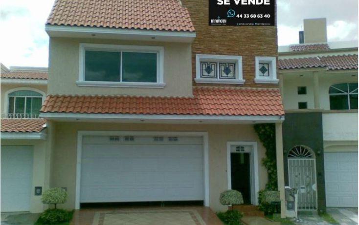 Foto de casa en venta en, américas britania, morelia, michoacán de ocampo, 766887 no 01