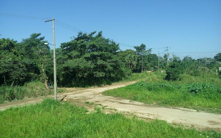 Foto de terreno habitacional en venta en  , am?ricas, centro, tabasco, 1676466 No. 05