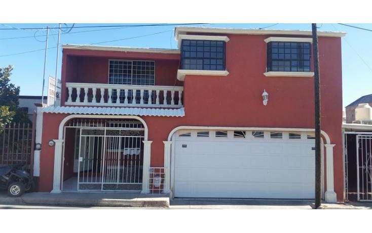 Foto de casa en venta en  , américas, chihuahua, chihuahua, 1639676 No. 01