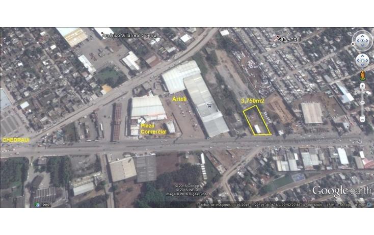 Foto de terreno comercial en venta en  , am?rico villareal, altamira, tamaulipas, 1646305 No. 01