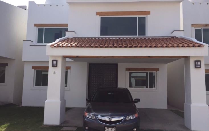 Foto de casa en renta en  , amomolulco, lerma, méxico, 1577908 No. 01