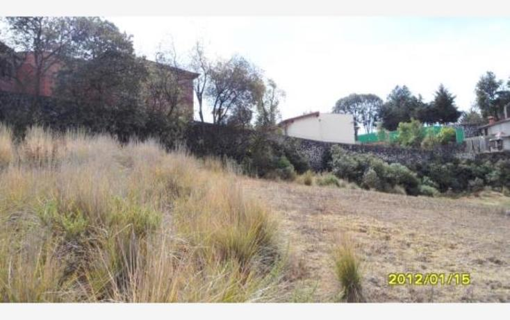 Foto de terreno habitacional en venta en  , amomolulco, lerma, méxico, 1588262 No. 06