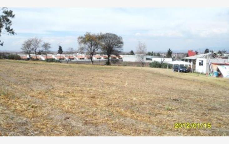 Foto de terreno habitacional en venta en  , amomolulco, lerma, méxico, 1588272 No. 05