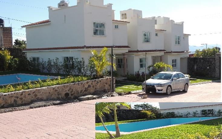 Foto de casa en condominio en venta en, ampliación 3 de mayo, emiliano zapata, morelos, 1187335 no 01