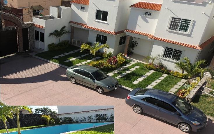 Foto de casa en venta en  , ampliación 3 de mayo, emiliano zapata, morelos, 1187441 No. 01
