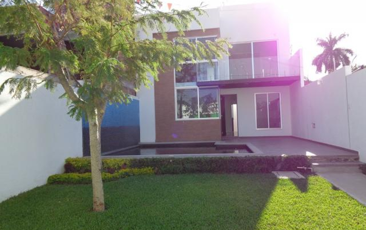 Foto de casa en venta en  , ampliación 3 de mayo, emiliano zapata, morelos, 1636180 No. 01