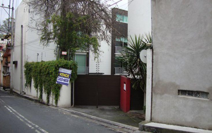 Foto de casa en condominio en venta en, ampliación alpes, álvaro obregón, df, 2042254 no 01