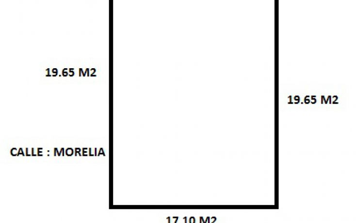 Foto de terreno habitacional en venta en, ampliación buenavista 2da sección, tultitlán, estado de méxico, 1600680 no 04