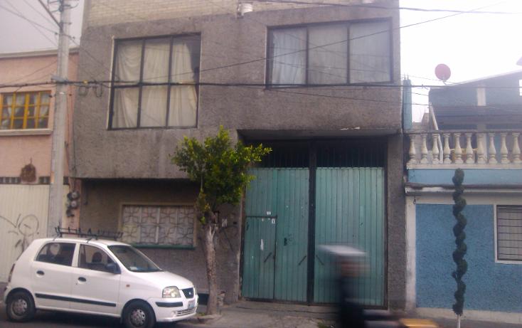 Foto de casa en venta en  , ampliación casas alemán, gustavo a. madero, distrito federal, 1439991 No. 01