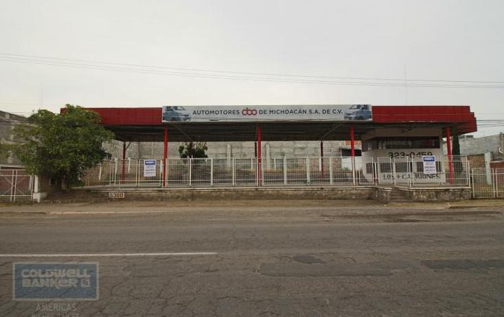 Foto de local en renta en ampliación cd. industrial 1, ciudad industrial, morelia, michoacán de ocampo, 1582946 No. 01