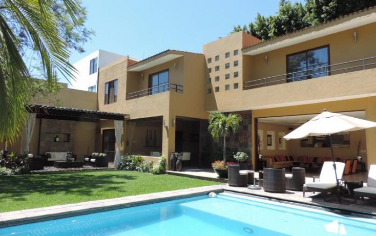 Foto de casa en venta en, ampliación chapultepec, cuernavaca, morelos, 426886 no 01