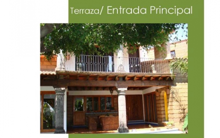 Foto de casa en venta en, ampliación chapultepec, cuernavaca, morelos, 535113 no 03