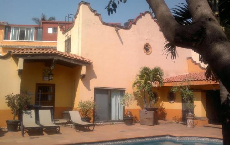 Foto de casa en venta en, ampliación chapultepec, cuernavaca, morelos, 778581 no 01