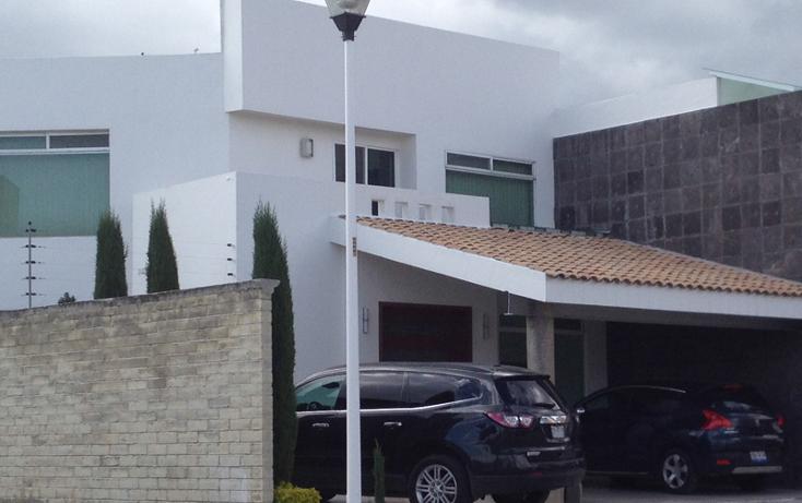 Foto de casa en renta en  , ampliaci?n concepci?n la cruz, puebla, puebla, 535772 No. 01