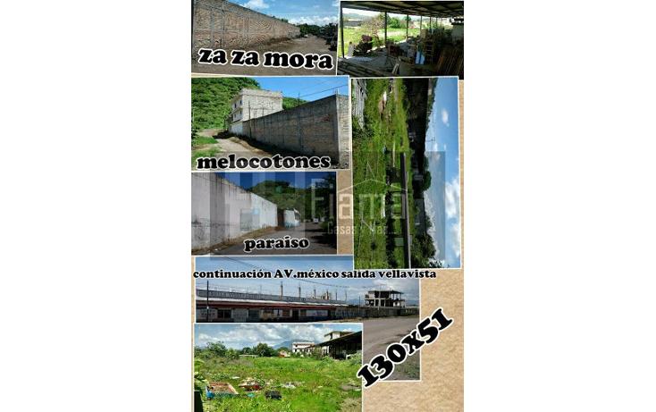 Foto de terreno habitacional en venta en  , ampliación el paraíso, tepic, nayarit, 1058467 No. 01