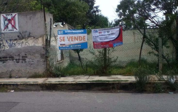 Foto de terreno habitacional en venta en, ampliación emiliano zapata, chalco, estado de méxico, 1657583 no 01