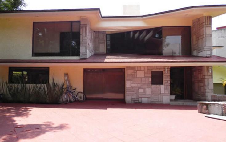 Foto de casa en venta en  , ampliación fuentes del pedregal, tlalpan, distrito federal, 1521055 No. 09