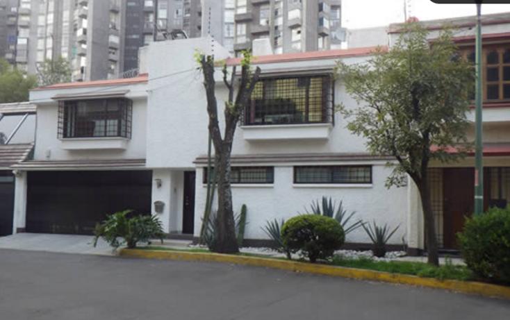 Foto de casa en venta en  , ampliaci?n fuentes del pedregal, tlalpan, distrito federal, 1540645 No. 01
