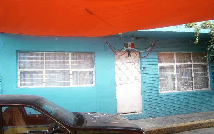 Foto de casa en venta en  , ampliación gabriel ramos millán, iztacalco, distrito federal, 1242439 No. 01
