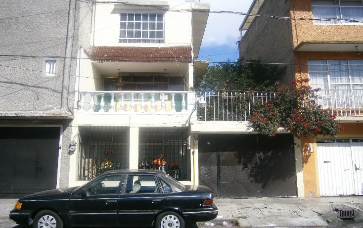 Foto de casa en venta en  , ampliaci?n guadalupe proletaria, gustavo a. madero, distrito federal, 1242795 No. 01
