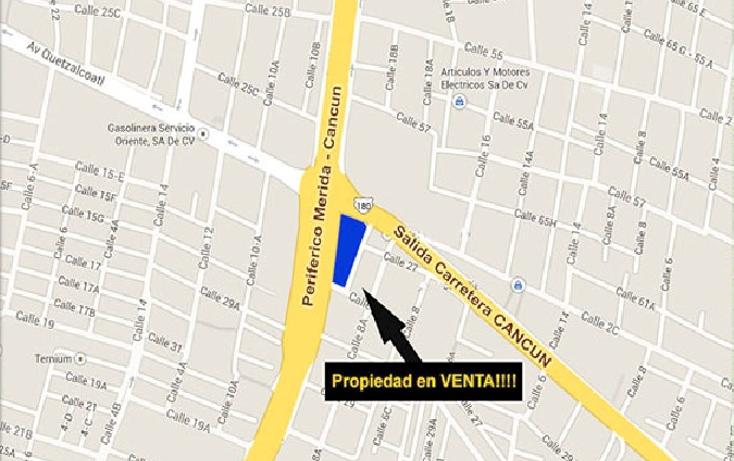 Foto de terreno comercial en venta en  , ampliación hector victoria, kanasín, yucatán, 1116061 No. 01