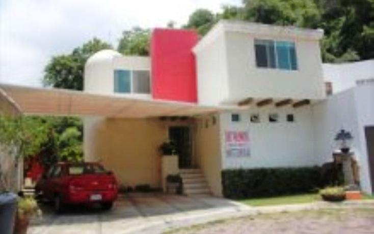 Foto de casa en venta en  , ampliaci?n la ca?ada, cuernavaca, morelos, 1223845 No. 01