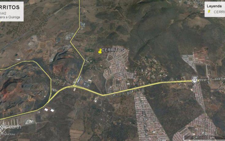 Foto de terreno comercial en venta en, ampliación la palma poniente, morelia, michoacán de ocampo, 1829354 no 02